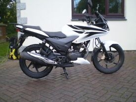 honda cbf 125 2014 excellent condition p/x possible