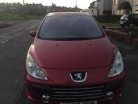 Peugeot 207 57 plate auto/manual 1.6 low mileage