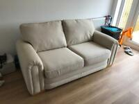 2 seater sofa/bed