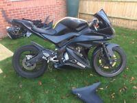 2008 Yamaha R125