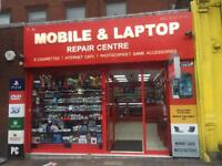 MOBILE & LAPTOP REPAIRS STAFF REQUIRED