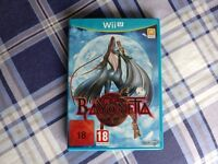 Bayonetta - Wii U *Mint Condition with Box*