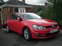 Wife's car from new 14 plate - illness forces sale - low miles, loads of extras, 6 mths VW warrenty