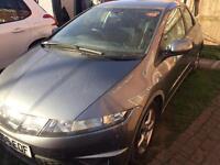 Honda Civic iShift Auto