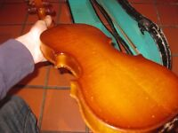 Violin, in need of some TLC! See photos