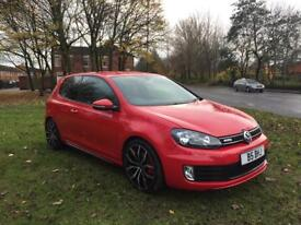 2009 59 VW GOLF GTD 2.0 TDI DSG AUTO TOP SPEC FINANCE AVAILABLE