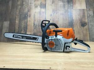 THE WAIT IS OVER for the new STIHL MS462 Chainsaw!  Don't hesitate, don't even ask your wife!  Take $150 OFF!