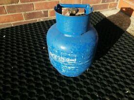 CALOR GAS 4.5kg BUTANE BOTTLE/CYLINDER CAMPING/CARAVAN