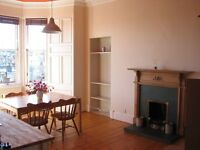 Lovely large flat close to Kings Buildings for short term assured or longer.