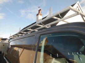 VW Transporter Roof Rack