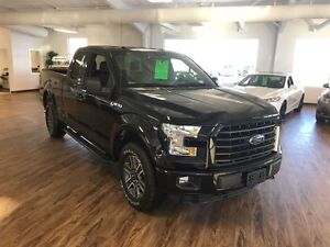 2016 Ford F-150 XLT 4X4 Sport Package