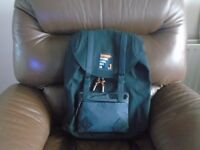 Superdry Roadwork double strap backpack