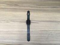 Apple Watch 38mm series 1 black