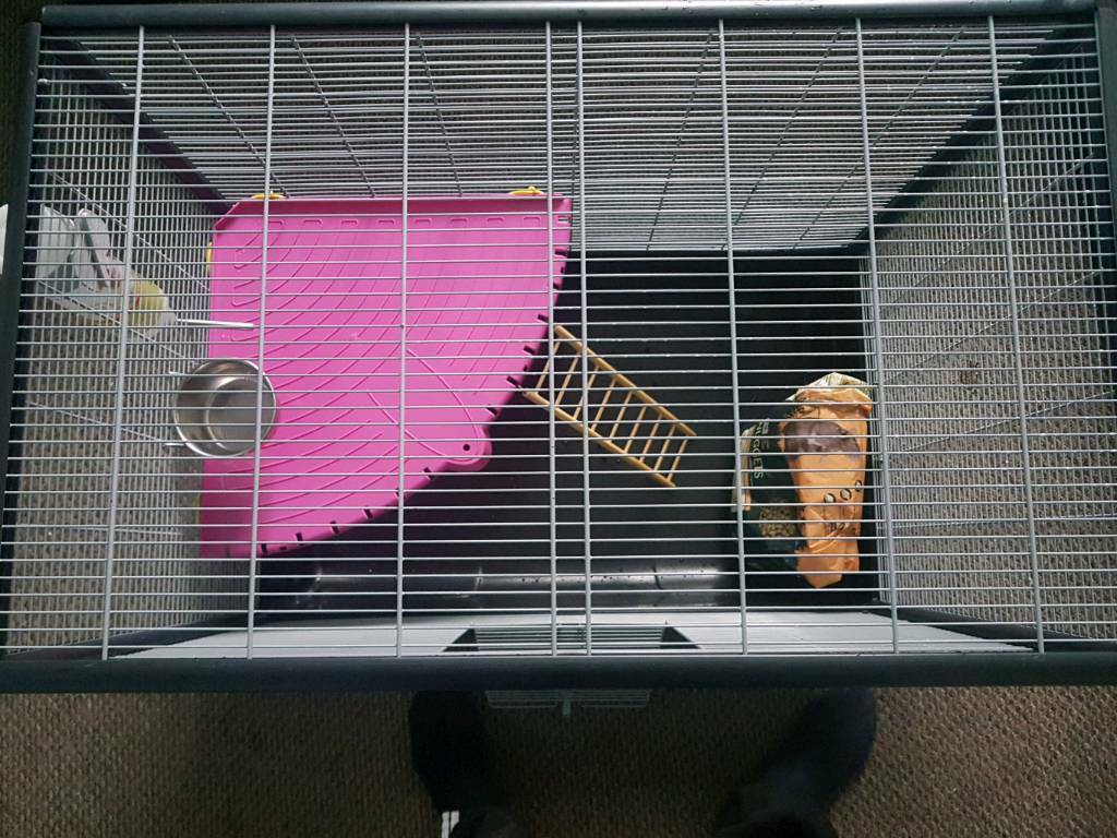 Rat cage small pet cage large size
