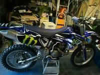 Yamaha yz400 2000