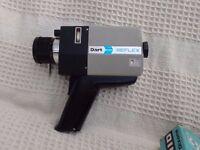 Super 8 camera & projector