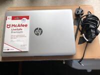 HP WINDOWS 10 LAPTOP WITH 12 MONTHS MCAFEE LIVESAFE PREMIUM LIKE NEW