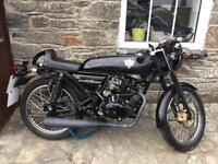 Skyteam Ace 124cc, Cafe Racer motorbike