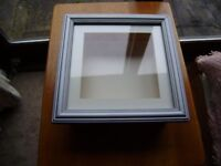 Frame, 3 Dimentional frame, new, and Fabric paints