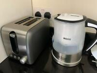 Kitchen Britta Filter Kettle + Toaster