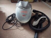 Polti Steam/Vacuum Cleaner. Can be suction only or steam/suction