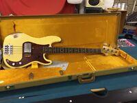 Fender custom shop 1964 precision bass