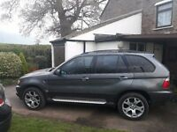 Bmw x5 3L sport diesel 2002. Possible swap/ px