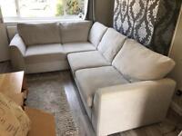 L Shape Sofa from DFS