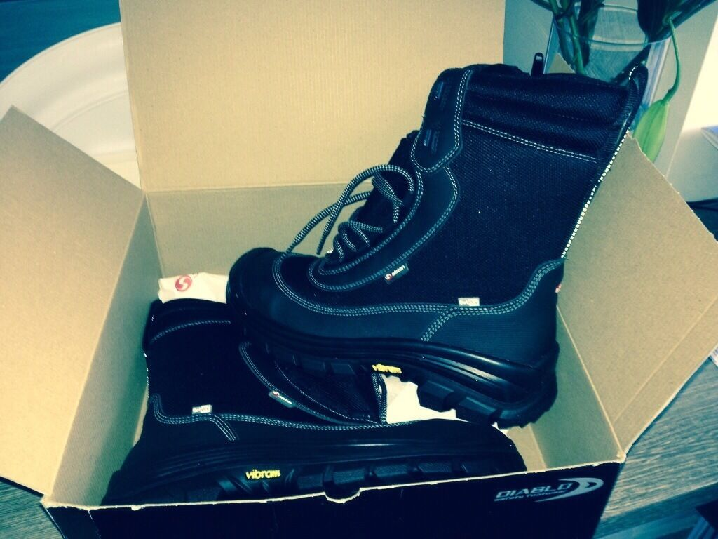 Work safety boots - Sixton Avalon Sixton Safety boots