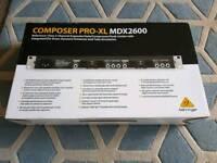 Composer Pro - XL MDX2600