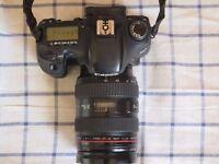 Canon EOS 7D Digital SLR Camera W/ Canon EF 24-70mm f/2.8 L USM Lens