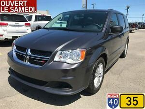 2016 Dodge Grand Caravan SXT,DVD,BLUETOOTH,CAMÉRA,A/C TRIZONE