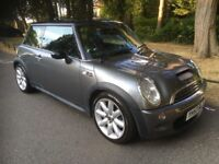 MINI COOPER S 1.6 SUPERCHARGED EDITION, 6 SPEED, LONG MOT, FULL S/H, SAT NAV, CRUISE C, FULLY LOADED