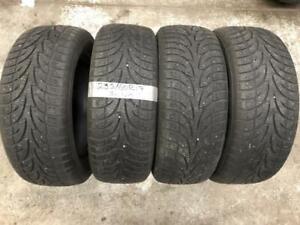 235/60R17 Winter Tires (Full Set) $120 for four Calgary Alberta Preview