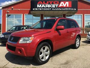 2011 Suzuki Grand Vitara JX, WE APPROVE ALL CREDIT