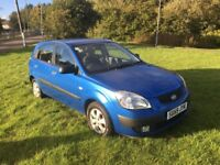 KIA RIO 1.3 CHILL 2009 MOTD DEC , FULL SERVICE HISTORY ONE OWNER FROM NEW