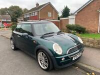 MINI ONE 1.6 WITH LONG MOT AND FULL SERVICE HISTORY