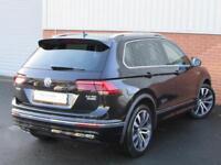 Volkswagen Tiguan R-LINE TDI BMT 4MOTION (black) 2017-09-30