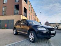 Diesel Touareg for sale or px for motorbike