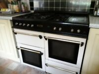 Leisure cookmaster 100 dual fuel cooker
