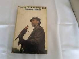 Hunting Bird from a Wild Bird by Lorant de Bastyai signed copy