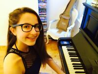 Piano tuition for children and beginners - Studio recording - £15ph