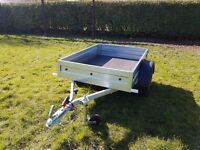 Trailer cars ( 5,25 x 3,60 x 1,2 Ft ) - £470 inc vat