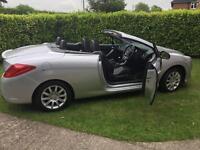 Peugeot 308cc 1.6 vvt £3500 Ono