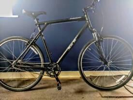 Transeo gt hybrid bike