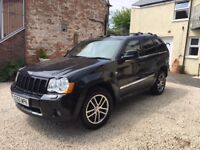 JEEP GRAND CHEROKEE 3.0 CRD - Low Mileage, excellent condition