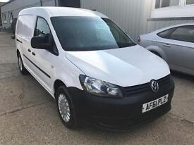 2011 (61) Volkswagen Caddy MAXI C20 TDI, Only 1 former keeper, Great condition
