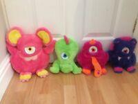 Monstrous Teddy Bundle x4