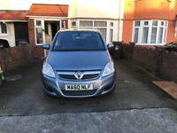 Vauxhall Zafira 1.9 CDTi Elite 5dr (09 - 11)