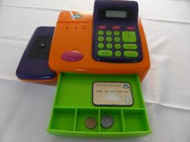 Toy Cash register, Early Learning Centre